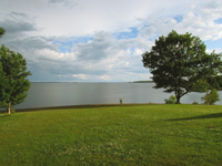Waterfront property, grand lake, new brunswick, for sale
